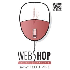 Online Shop Atelje vina Šapat